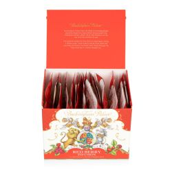 Buckingham Palace Red Berry Infusion Tea Bags