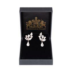 Buckingham Palace Deco Drop Earrings
