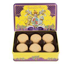 Buckingham Palace Finest Shortbread Biscuit Tin