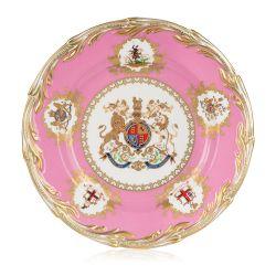 Limited Edition Coalport Exhibition Plate