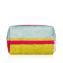 Buckingham Palace Pom Pom Small Wash Bag
