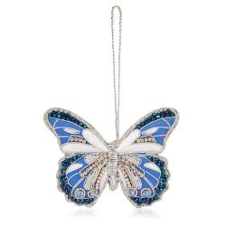 Buckingham Palace Royal Birdsong Butterfly Decoration