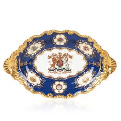 Limited Edition Gadroon Oval Dish