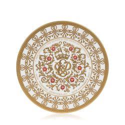 Buckingham Palace 70th Wedding Anniversary Commemorative Plate