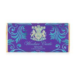 Windsor Castle White Chocolate Bar