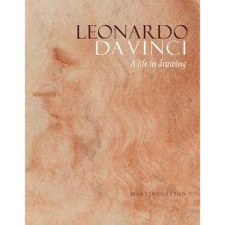 Leonardo da Vinci:  A Life in Drawing Paperback