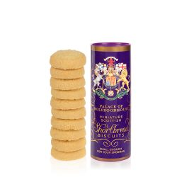 Palace of Holyroodhouse Miniature Shortbread Tube