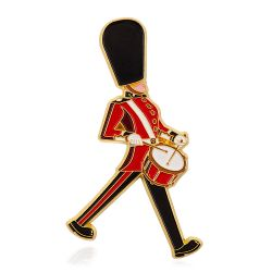Marching Guardsman with Drum Magnet