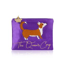 Buckingham Palace Corgi Coin Purse
