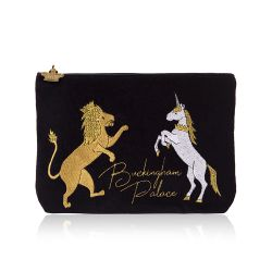 Buckingham Palace Lion and Unicorn Pouch