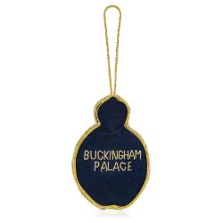 Buckingham Palace Red Jewel Decoration