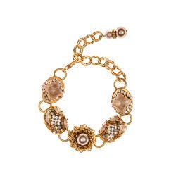 Vicki Sarge Champagne Bracelet