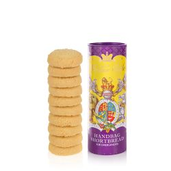 Windsor Castle Miniature Shortbread Tube