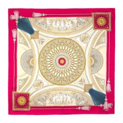 Buckingham Palace Music Room Silk Scarf