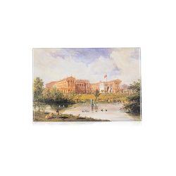 George IV Buckingham Palace Magnet
