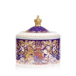 Longest Reigning Monarch Commemorative Sugar Bowl