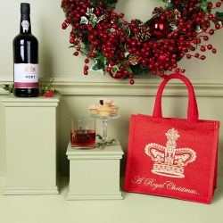 The Night Before Christmas Gift Bag