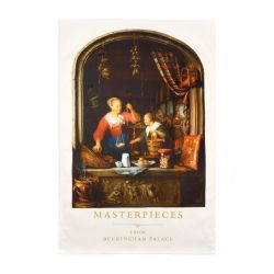 Masterpieces Tea Towel