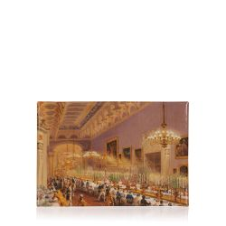 Buckingham Palace Picture Gallery Banquet Magnet
