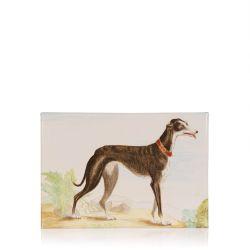 Watercolour Eos Greyhound Magnet