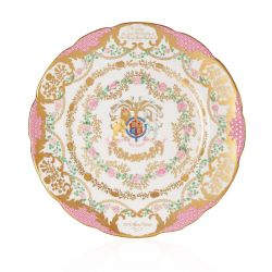 The Queen's 95th Birthday Limited Edition Plate