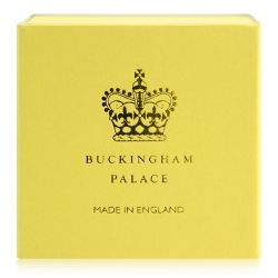 Buckingham Palace Yellow Miniature Plate