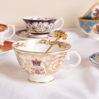 Teacup & Saucers