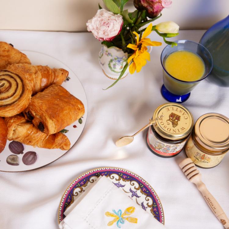 The Breakfast Hamper